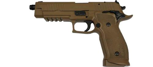 Sig Sauer P226 X-Five 9mm (9×19) Luger TAC SA/DA – FDE – Made in Germany?>