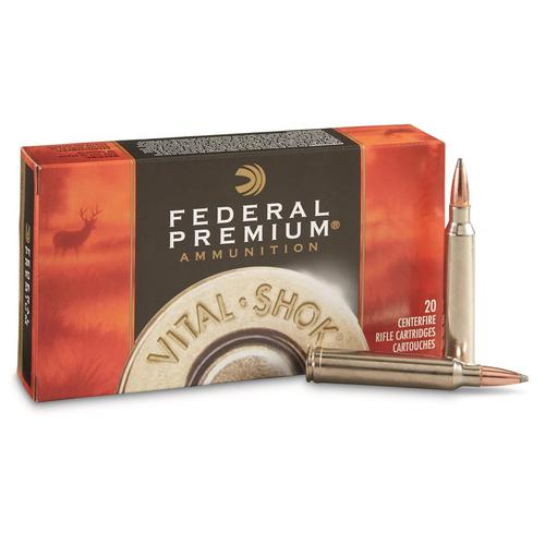 Federal Premium 300 WIN MAG 180gr Nosler Partition – Pack of 20 Rounds?>