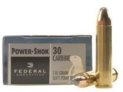 Federal Power-Shok 30 Carbine 110gr 20rds?>