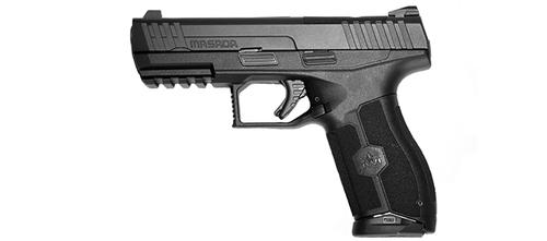 IWI Masada, 9mm, 4.25″, Optics Ready Pistol?>