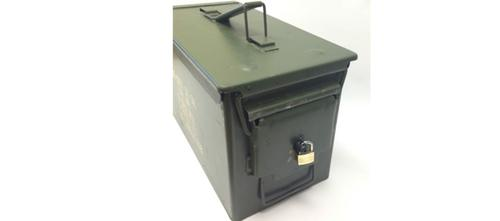 Addley Precision Ammo Box Lock?>