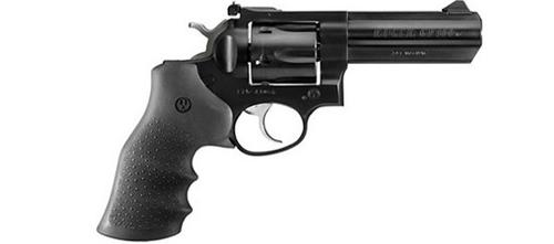Ruger GP100 .357 Mag, 4.2″, Blued Double-Action Revolver?>