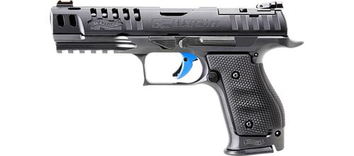 Walther Q5 Match Steel Frame, Semi-Auto Pistol, 9x19mm, 5″Barrel?>