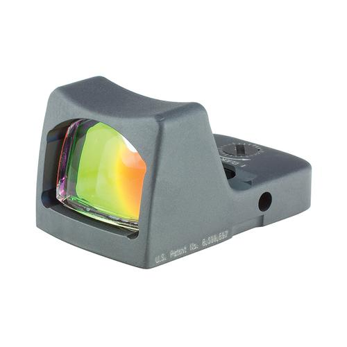 Trijicon RMR Type 2 Red Dot Sight 3.25 MOA Red Dot, LED Illuminated, Gray Cerakote [Special Order]?>