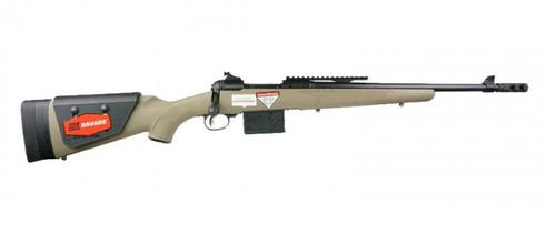Savage 11 Scout .308 Win Accutrigger, 18.5″ [22809]?>