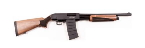 Hunt Group MH-P 12Ga Pump Shotgun, 3″?>