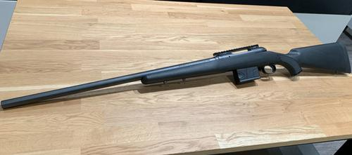 Savage Model 12 Bolt Action Rifle, 6.5 Creedmoor W/ 26″ Heavy Barrel & Accustock **Unfired**?>