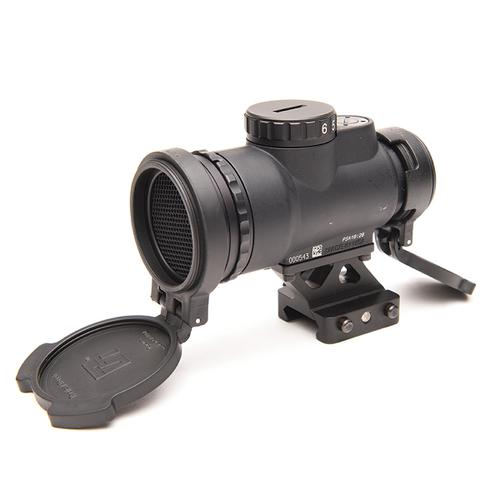 Trijicon MRO Patrol 1×25 2.0 MOA Adjustable Red Dot w/ Full Co-Witness Quick Release Mount [Special Order]?>