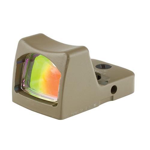 Trijicon RMR Type 2 Red Dot Sight 3.25 MOA Red Dot, LED Illuminated, FDE Cerakote [Special Order]?>