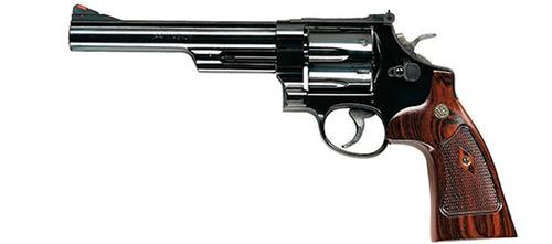 Smith & Wesson M29 .44 Magnum, 6.5″ Barrel – Blued?>