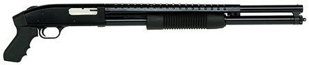 Mossberg 500 Tactical  12Ga, 20″ – Synthetic, Black [50580]?>