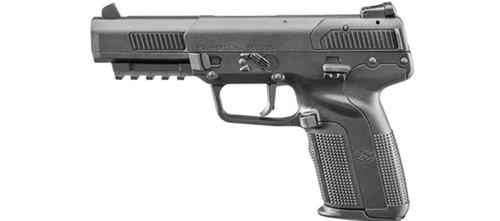 FN Five-Seven Pistol 5.7x28mm 10rd Black?>