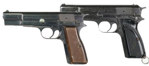 Browning High Power 9mm Surplus Handgun?>