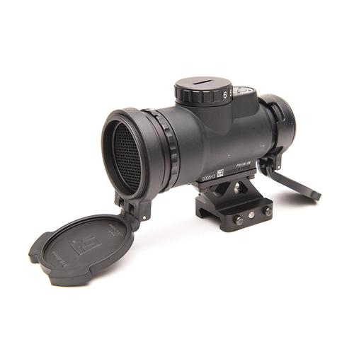 Trijicon MRO Patrol 1×25 2.0 MOA Adjustable Red Dot w/ 1/3 Co-Witness Quick Release Mount [Special Order]?>