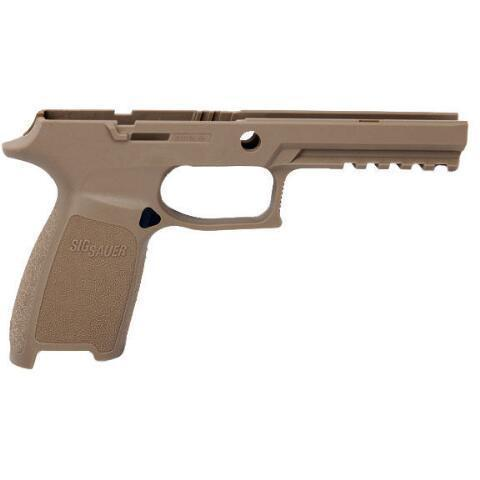 Sig Sauer P320/P250 Full Size Grip Module Medium FDE?>