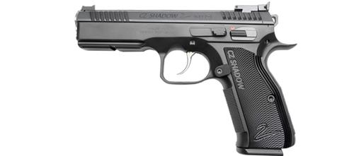 CZ SHADOW 2 CUSTOM ACCU 2 9x19mm Pistol?>