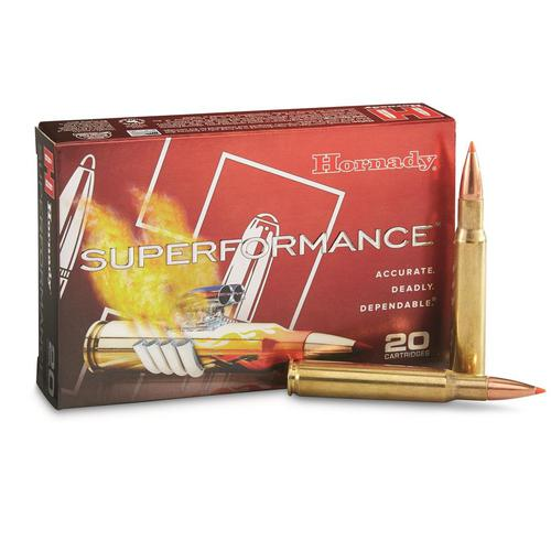 Hornady Superformance .30-06 SPRINGFIELD 180gr SST – Pack of 20 Rounds?>