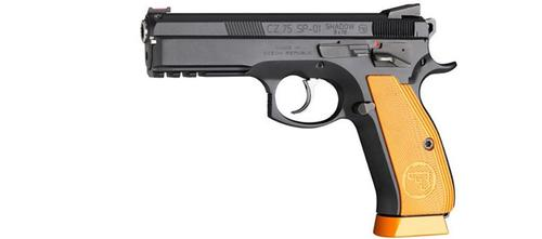 CZ 75 SP-01 Shadow Orange, Cal. 9x19mm Luger?>
