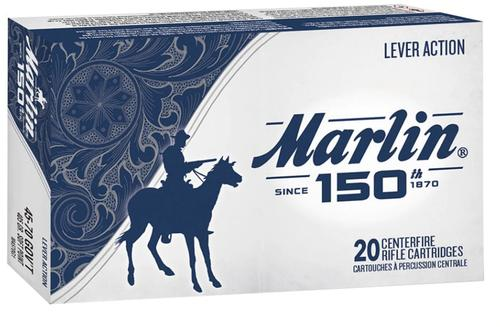 Marlin Centerfire Rifle Ammo - 45-70 Govt, 405Gr, SP, 20rds Box?>