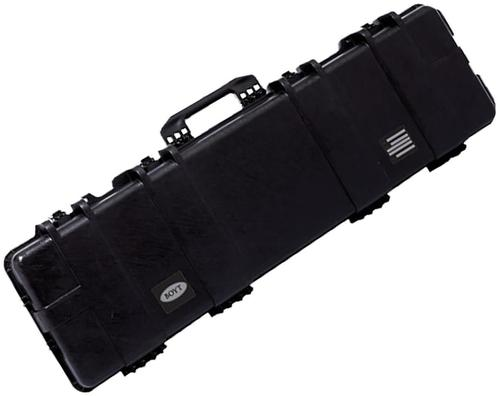"Boyt Gun Cases, Hard Gun Cases - H-48 Single Long-Gun Case, 50"" x 12.5"" x 5"", Black?>"