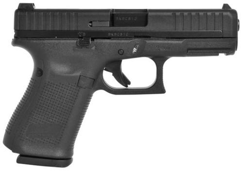 Glock 44 Semi Auto Pistol, 22 LR, 106mm Barrel, Hybrid Steel Polymer Slide, Adj Sight, 2x10rds, Adj Backstraps?>