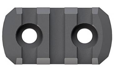 Magpul Rails - M-LOK Polymer Rail Section, 3 Slots, Black?>