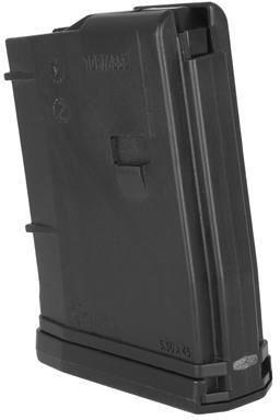 Mission First Tactical MFT Magazines - 10 Round Polymer Mag, 5.56mm NATO, Black?>