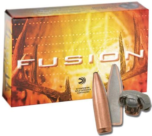Federal Fusion Rifle Ammo - 7.62x39mm Soviet, 123Gr, Fusion, 20rds Box, 2350fps?>