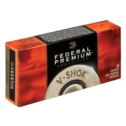 Federal Premium Vital-Shok Rifle Ammo - 300 Win Mag, 180Gr, Trophy Bonded Tip, 20rds Box?>