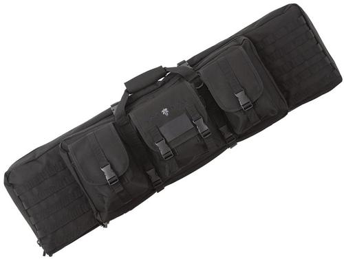 "Allen Tactical, Tactical Gun Cases - Patrol Double Rifle Case, 42''x11.5""x10"", Black?>"