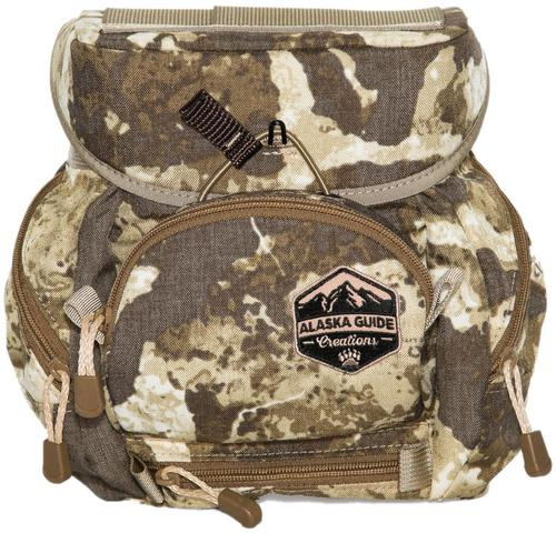 Alaska Guide Creations Binocular Harness Packs - Alaska Classic MAX Bino Pack, First Lite Cipher Camo, Fits Up To 12x50 Binoculars, & Large Rangefinders?>