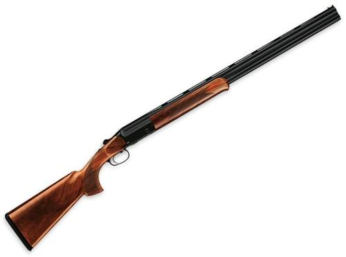 "Blaser F3 Competition Sporting Standard Over/Under Shotgun - 12Ga, 3"", 32"", Vented Rib, Blued, Black Receiver w/Gold-Colored F3 Logo, Grade 5 Walnut Stock w/Schnabel Forearm, HIVIZ Front Bead, Spectrum Extended Chokes (SK,IC,LM,M,IM)?>"