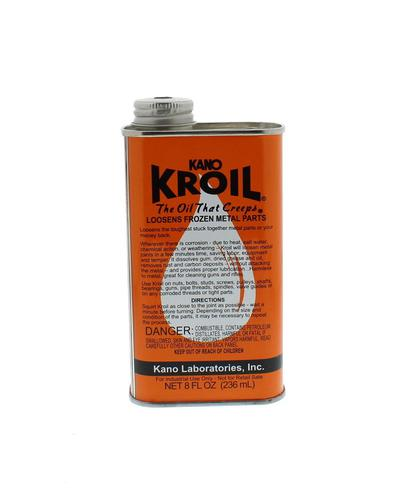 Kano Penetrating/Lubricating Oil - Kroil, 8oz Can?>
