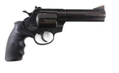 "Alfa-Proj ALFA Steel 3551 DA/SA Revolver - 357 Mag, 4.5"", Blued, Steel, 6rds, Adjustable Sight?>"