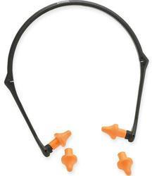 Browning Shooting Accessories, Eye & Ear Protection - Banded Ear Plugs, 22 dB, Orange & Black?>
