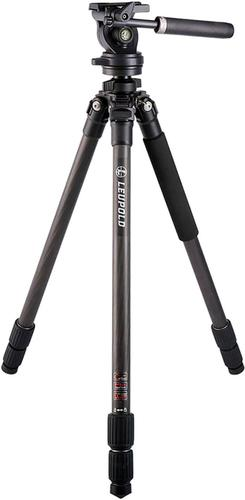 Leupold Tripods, Optic Accessories - 3 Section Legs, 25mm Carbon Fiber Legs, Pan/Tilt Head, Twist Lock Leg Adjustment, 1/4 Drive on a 1/2 Socket For Tightening IMS Mounts to Picatinny Rails?>