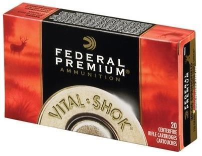 Federal Premium Vital-Shok Rifle Ammo - 30-06 Sprg (7.62x63mm), 165Gr, Trophy Copper, 20rds Box, 2800fps?>