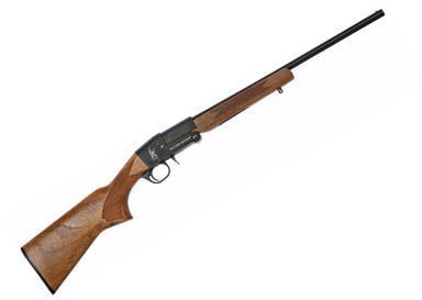 "Crickett ""My First Shotgun""  Single Shot Break Shotgun - 410, 18-1/2"" , Blued, Wood Stock, Brass Bead Sight, 1rd?>"