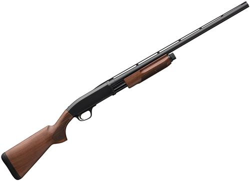 "Browning BPS Field Pump Action Shotgun, 28ga, 2-3/4"", 28"", Satin Finish Walnut Stock, Silver Bead Front Sight, 4rds, Invector-Plus Flush (F,M,IC)?>"