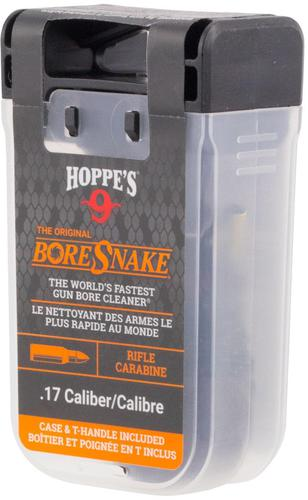 Hoppe's No.9 The BoreSnake Den - Rifle, .17 Cal (.17 HMR)?>