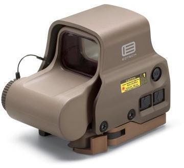 EOTech Holographic Weapon Sights - Model EXPS3, Tan, 65 MOA Ring & 1 MOA Dot, Night Vision Compatible, 20DL+10NV Setting, Submersible to 33ft (10m), CR123A Battery, 600hrs @ Setting 12?>