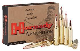 Hornady ELD Match Rifle Ammo - 308 Win, 168Gr, ELD Match, 20rds Box?>