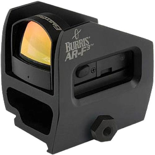 Burris Red Dot Sights, FastFire Series, AR-F3 - AR-F3 Flat Top FastFire Sight (3 MOA FastFire III w/AF-F3 Mount), Matte, 1 MOA Click Value, 3 Brightness & Auto?>