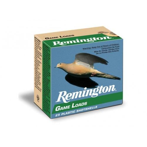 "Remington Upland Loads, Lead Game Loads Shotgun Ammo - 16Ga, 2-3/4"", 2-1/2 DE, 1oz, #7-1/2, 250rds Case, 1200fps?>"