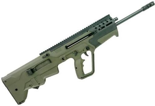 "IWI Tavor 7 Semi-Automatic Rifle - 308 Win, 20"", 4 RH Grooves, 1:12"", OD Polymer Stock, Fully Ambidextrous, M-LOK Forend, Side Picatinny Rails, 5rds?>"