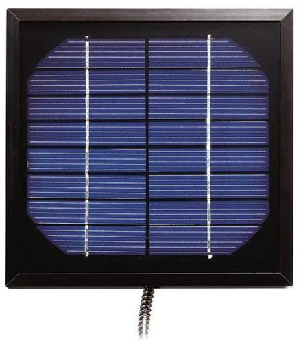 Bushnell Trail Scout, Solar Panel, Power Source, For Use With Trail Scout Pro With Night Vision?>