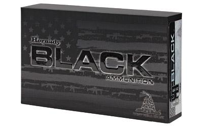 Hornady Black Rifle Ammo - 5.56x45mm NATO, 75gr, Interlock HD SBR, 20rds Box?>