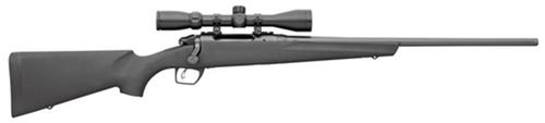 "Remington Model 783 Scoped Bolt Action Rifle - 308 Win, 22"", Carbon Steel, Button Rifled, Matte Black, Magnum Contour, Black Synthetic Stock, Pillar-Bedded, 4rds, CrossFire Adjustable Trigger, SuperCell Recoil Pad, w/3-9x40mm Scope?>"