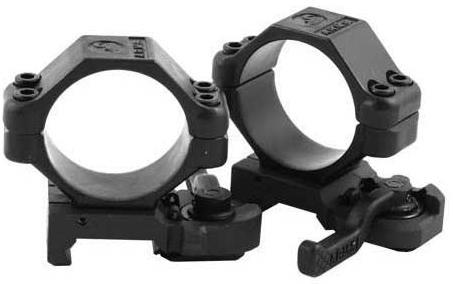 A.R.M.S. Mounts - #22, Throw Lever Scope Rings, 30mm, Low?>