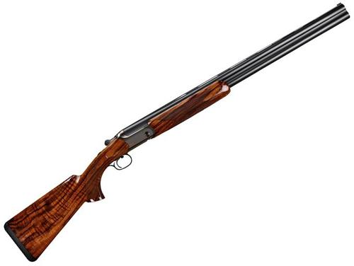 "Blaser Over Under Shotgun - F16 Sporting,  12ga, 3"", 32"", Gun Metal Grey Finish, Grade 2 Wood Stock, Illuminated Red Bead, (IC/M/F)?>"